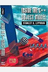 Inside the C++ Object Model Paperback