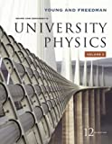 University Physics Vol 2 (Chapters 21-37), Young, Hugh D. and Freedman, Roger A., 0321500768