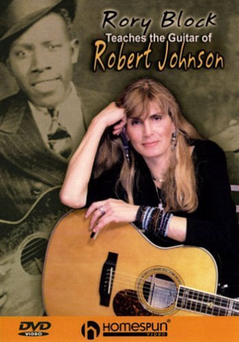 DVD-Rory Block Teaches the Guitar of Robert Johnson by Homespun Tapes