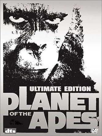 Amazon 猿の惑星 35周年記念 アルティメットエディション Dvd 映画