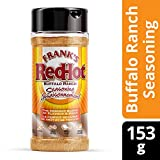 Frank's RedHot, Buffalo Ranch Seasoning, 153 Grams