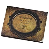 FOME Scrapbook Photo Album Anniversary Scrapbook DIY Photo Albums Vintage Style Recording Valentines Day Gifts Christmas Gift Inner Ring Our Story Round