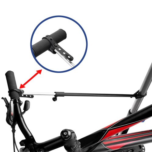 RAD Cycle Products Pro Bicycle Adjustable Repair Stand Holds up to 66 Pounds or 30 kg With Ease For Home or Shop Road Pro Stand by RAD Cycle Products (Image #6)