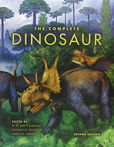 The Complete Dinosaur (Life of the Past) by Michael K. Brett-Surman (2012-07-26)
