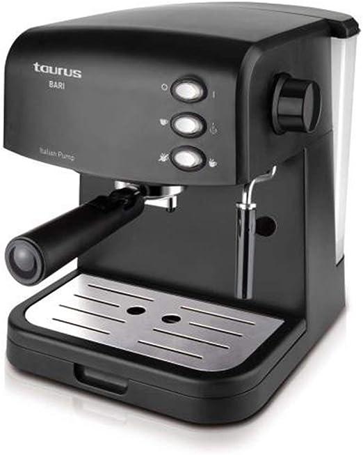 Espresso – Cafetera expresso Bari 1150 W – 19 Bars: Amazon.es: Hogar