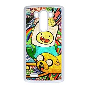 LG G3 Phone Case White Adventure Time ES7TY7894347