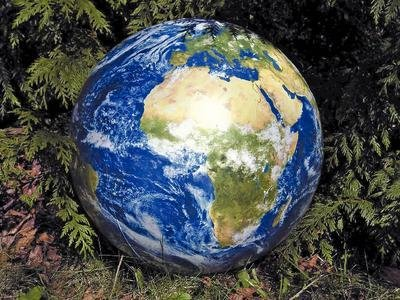 Earth Ball - The EarthBall - The EarthBall - Each
