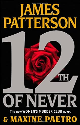 book cover of 12th of Never