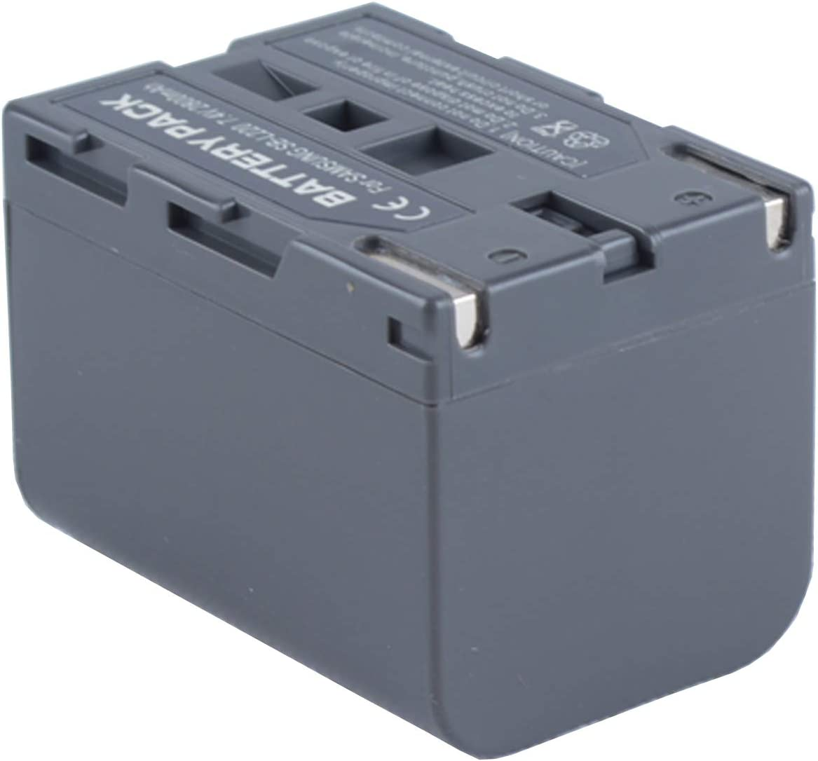 Battery Charger for Samsung SC-D303 SC-D307 Digital Video Camcorder SC-D305