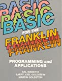 BASIC for the Franklin, Sal Manetta and Larry Joel Goldstein, 0893033413