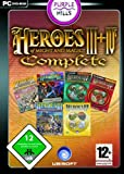 Heroes of Might & Magic III +IV - Complete