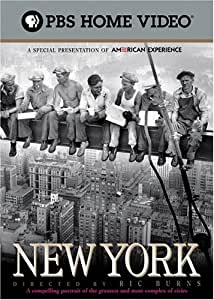 new york 8 episode pbs boxed set david ogden stiers john steele gordon kenneth. Black Bedroom Furniture Sets. Home Design Ideas