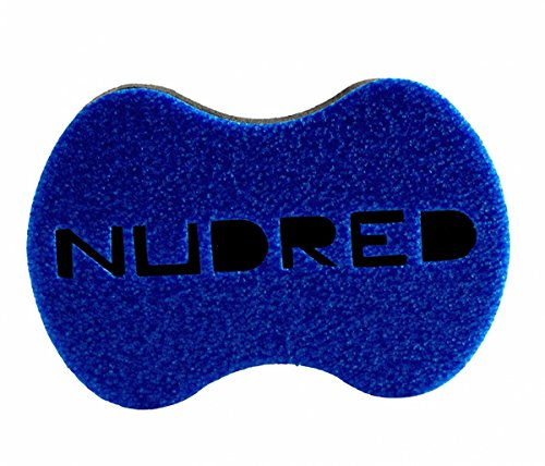 Standard Size BLUE Brush | The Original Hair Sponge | The NUDRED Natural Hair Care System by NuDred: Amazon.es: Belleza