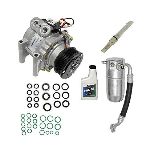 - RYC New A/C Compressor Kit Chevrolet Trailblazer L6 4.2L 2002-2009 10349191K