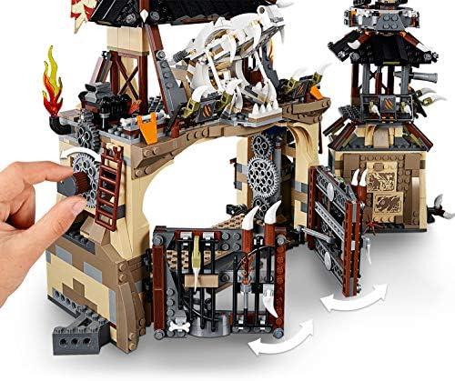LEGO 70655 Drachengrube Bunt