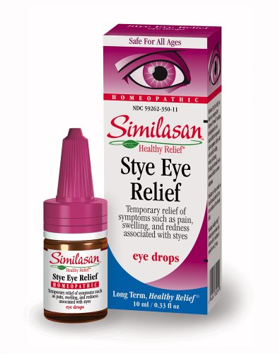 Similasan Stye Eye Relief, 10ml (Pack of 3)