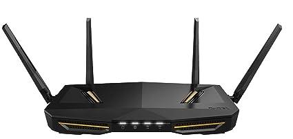 Zyxel Armor Z2 AC2600 Router inalámbrico de Banda Dual MU-MIMO para el Sector de Videojuegos y Medios de comunicación con Antenas StreamBoost y de Haz ...