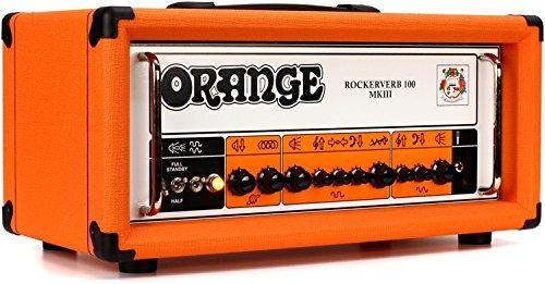 Orange Rockerverb 100 MKIII - 100-watt 2-channel Tube Head