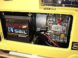 Kipor KGE6700TA Silent Type Diesel Generator - 5500W, best quality