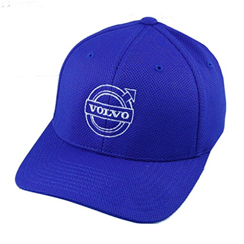 genuine-volvo-flexfit-cool-dry-baseball-cap-hat-royal-blue