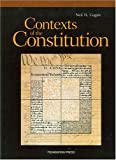 Contexts of the Constitution Documentary Supplement, Cogan, Neil H., 1566627834