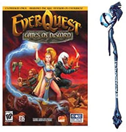 Everquest: Gates of Discord Expansion Pack     - Amazon com