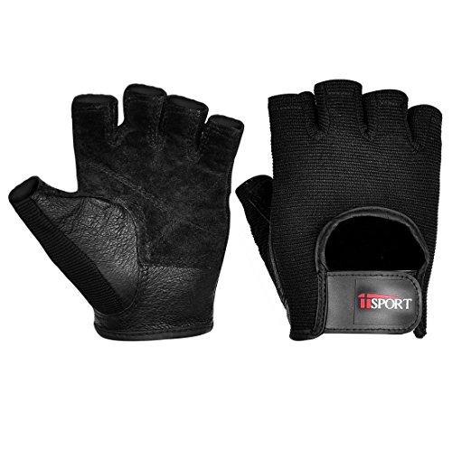 iiSPORT Lifting Leather Crossfit Bodybuilding product image