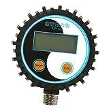 MagiDeal NP-60 G1/4, NPT1/8 Battery Power Digital Pressure Gauge Gas Pressure Tester, 0-200 Psi, 0-150PSI, 0-15PSI, 0-5PSI, -15-0PSI - 0-200PSI