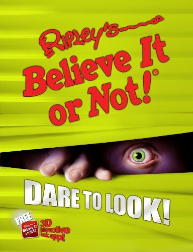 Ripley's Believe It Or Not! Dare to Look! (ANNUAL)