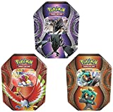 Pokemon Mysterious Powers 2017 GX Booster Tin (Assorted)