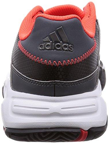 adidas Barricade Court Herren Tennisschuhe, Schwarz (Cblack/Cblack/), 6