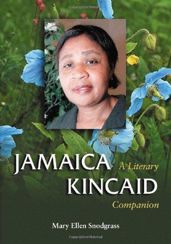 Download Jamaica Kincaid: A Literary Companion (McFarland Literary Companions) pdf
