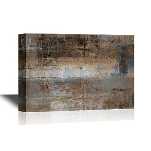 Abstract Rusty Grey Color Composition Gallery
