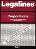 Corporations : Keyed to the Cary Casebook, Spectra, 0159001722