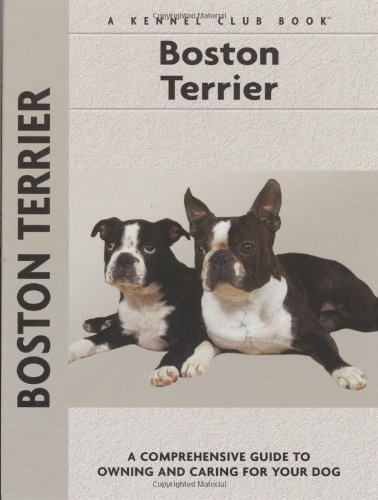 Boston Terrier (Comprehensive Owner's Guide) pdf epub