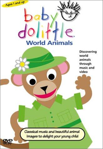 Baby Noah Animal - Baby Dolittle - World Animals