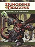 Dungeons & Dragons. Manual Dos Monstros