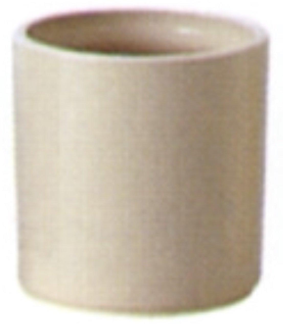 アドミナ 鉢カバー 8号用31cm ベージュ【グランプリ G-1】 陶器 信楽焼き 穴なし おしゃれ B079YSRM64 8号|ベージュ ベージュ 8号