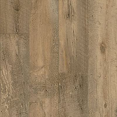 Armstrong Luxe Rigid Core Farmhouse Rugged Natural Luxury Vinyl Flooring A6417 SAMPLE