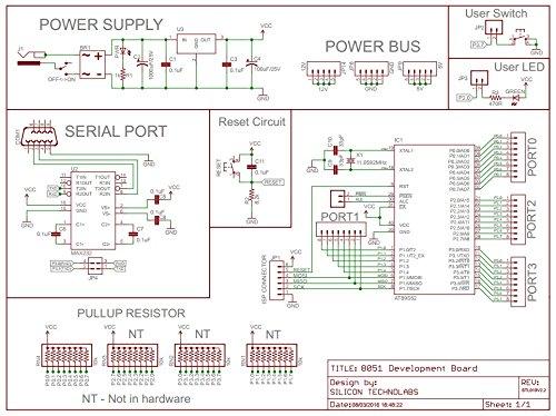 amazon in buy silicon technolabs atmel 8051 project development Speaker Circuit Diagram circuit diagram 8051 programmer