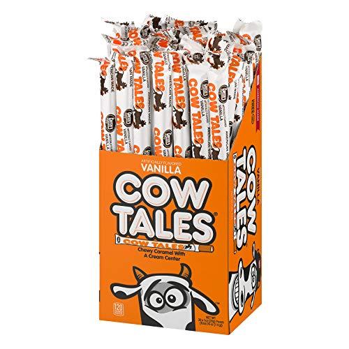 COW Tales Vanilla 1 oz each - -