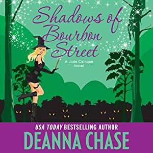 Shadows of Bourbon Street Audiobook
