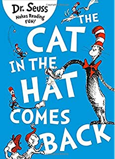 The Cat In Hat Comes Back Dr Seuss