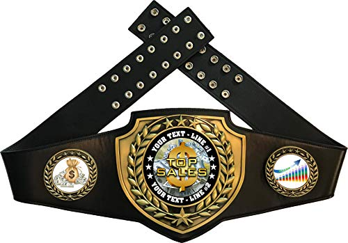 Express Medals Top Sales Trophy Champion Belt Award -