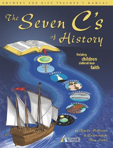 The Seven C's of History: Helping Children Defend Their Faith (Answers for Kids)