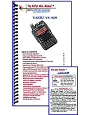 Yaesu VX-8DR Mini-Manual and Card Combo by Nifty Accessories