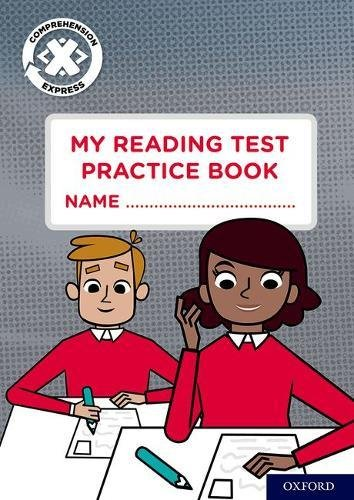 Project X Comprehension Express: My Reading Test Practice Book Pack of 30 ebook