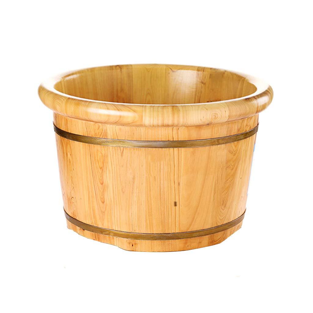 『5年保証』 LIZHIQIANG 純木の足浴槽、杉のお風呂のバレル B07M7JXSFD、ペディキュアボールスパマッサージ杉のペディキュアバレル、滑らかで繊細なペディキュアバレル B07M7JXSFD, カー用品卸問屋 NFR:7e5e277e --- fbrasil.com