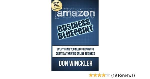 Amazon amazon business blueprint everything you need to know amazon amazon business blueprint everything you need to know to create a thriving online business ebook don winckler kindle store malvernweather Choice Image