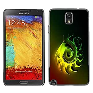 GagaDesign Phone Accessories: Hard Case Cover for Samsung Galaxy Note 3 - Shiny Metal